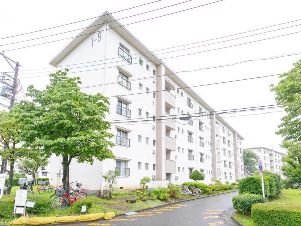中古マンション 和光市諏訪原団地 東武東上線成増駅 1250万円