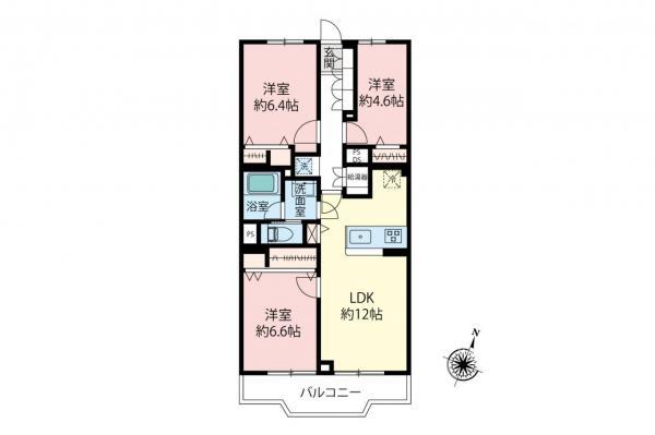 中古マンション 志木市館2丁目 東武東上線柳瀬川駅 2480万円