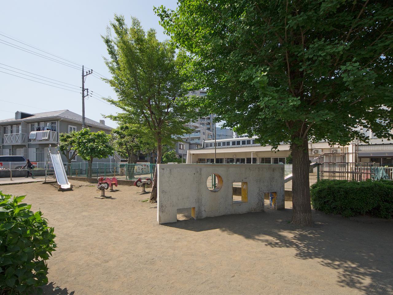 沖上人塚公園