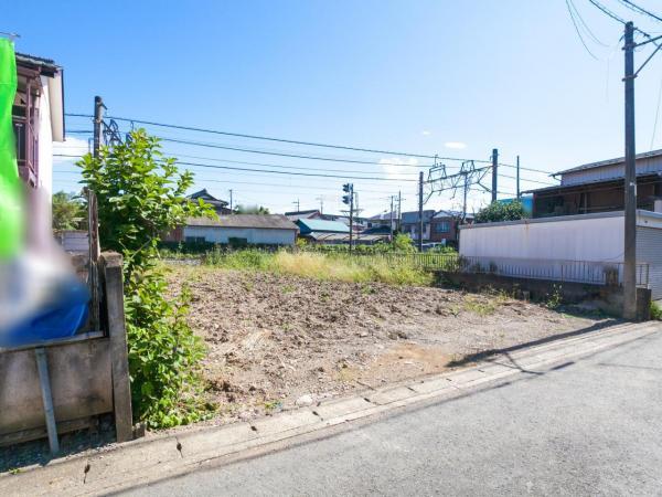土地 坂戸市泉町 東武東上線坂戸駅 1780万円