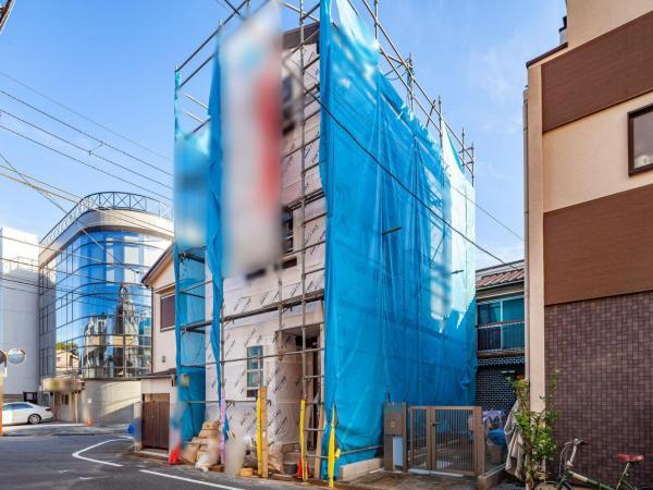 新築戸建 練馬区関町東2丁目 西武新宿線武蔵関駅 4680万円