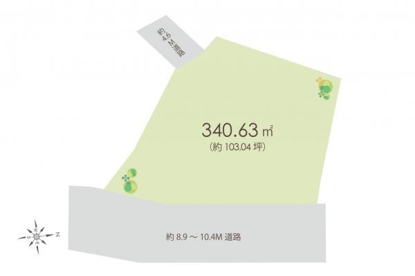 土地 朝霞市東弁財2丁目 東武東上線朝霞台駅 1億2000万円