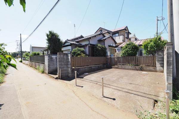 土地 所沢市大字亀ケ谷 JR武蔵野線東所沢駅 2280万円