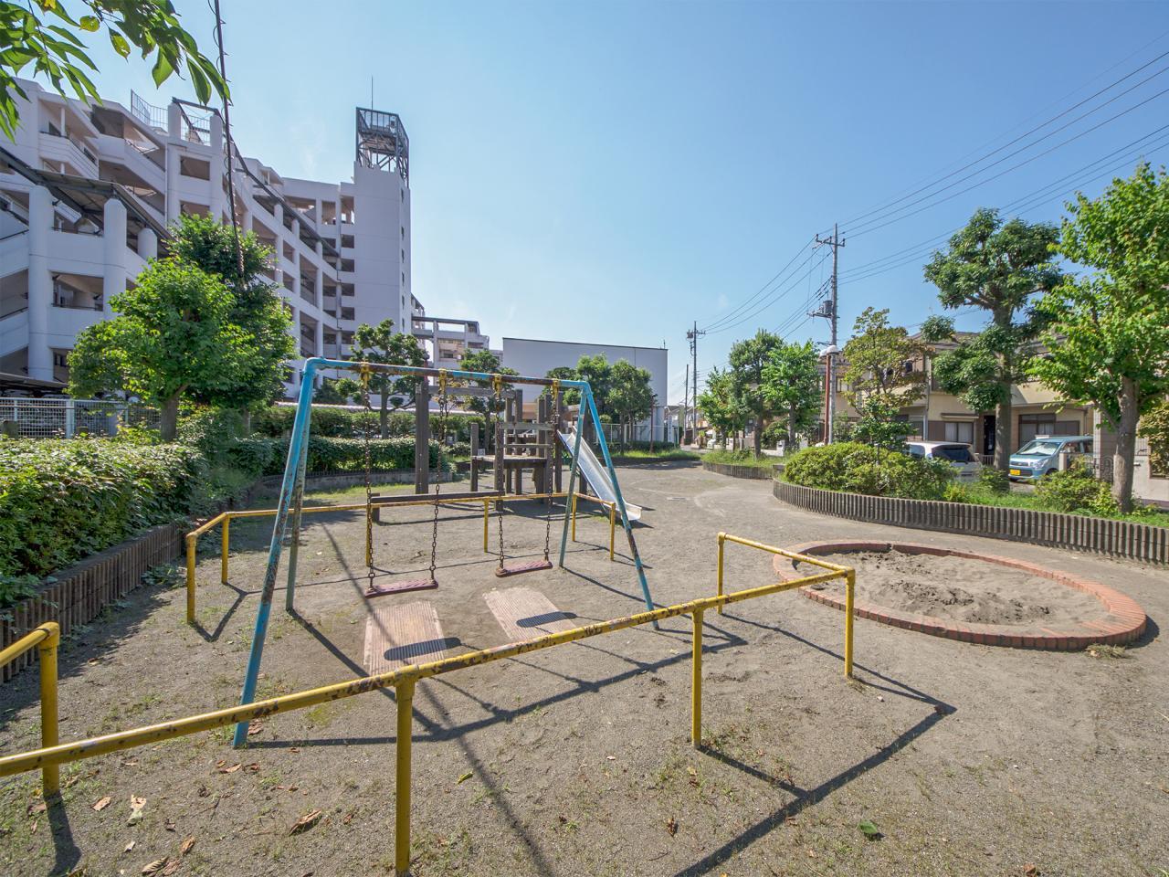 鵜ノ木第二児童公園