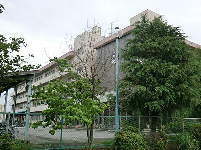 富士見市立東中学校