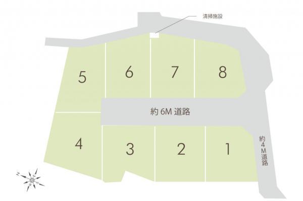 土地 入間市高倉4丁目 西武池袋線入間市駅 1900万円~2150万円