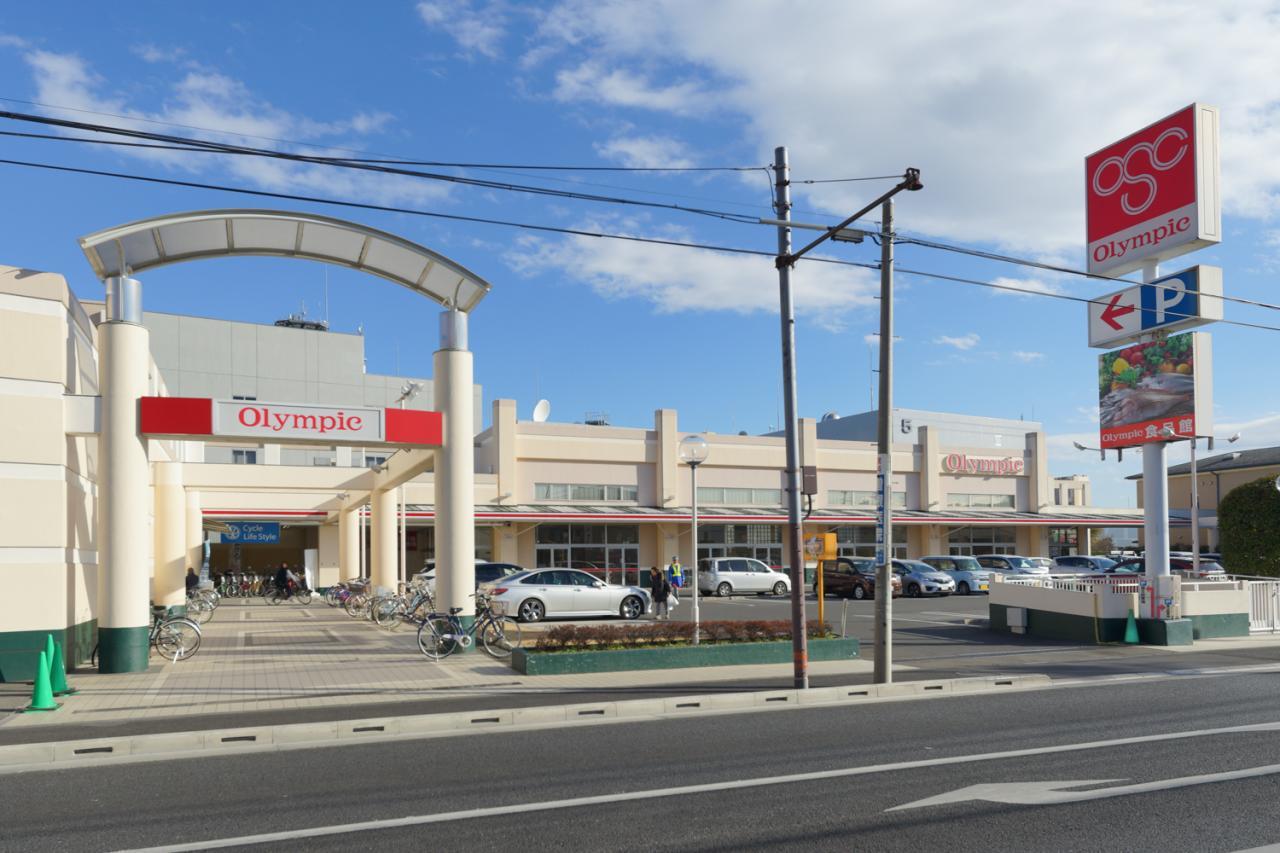 オリンピック 小金井店