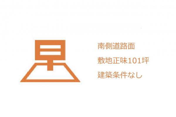 土地 川越市大字吉田 東武東上線霞ケ関駅 2480万円