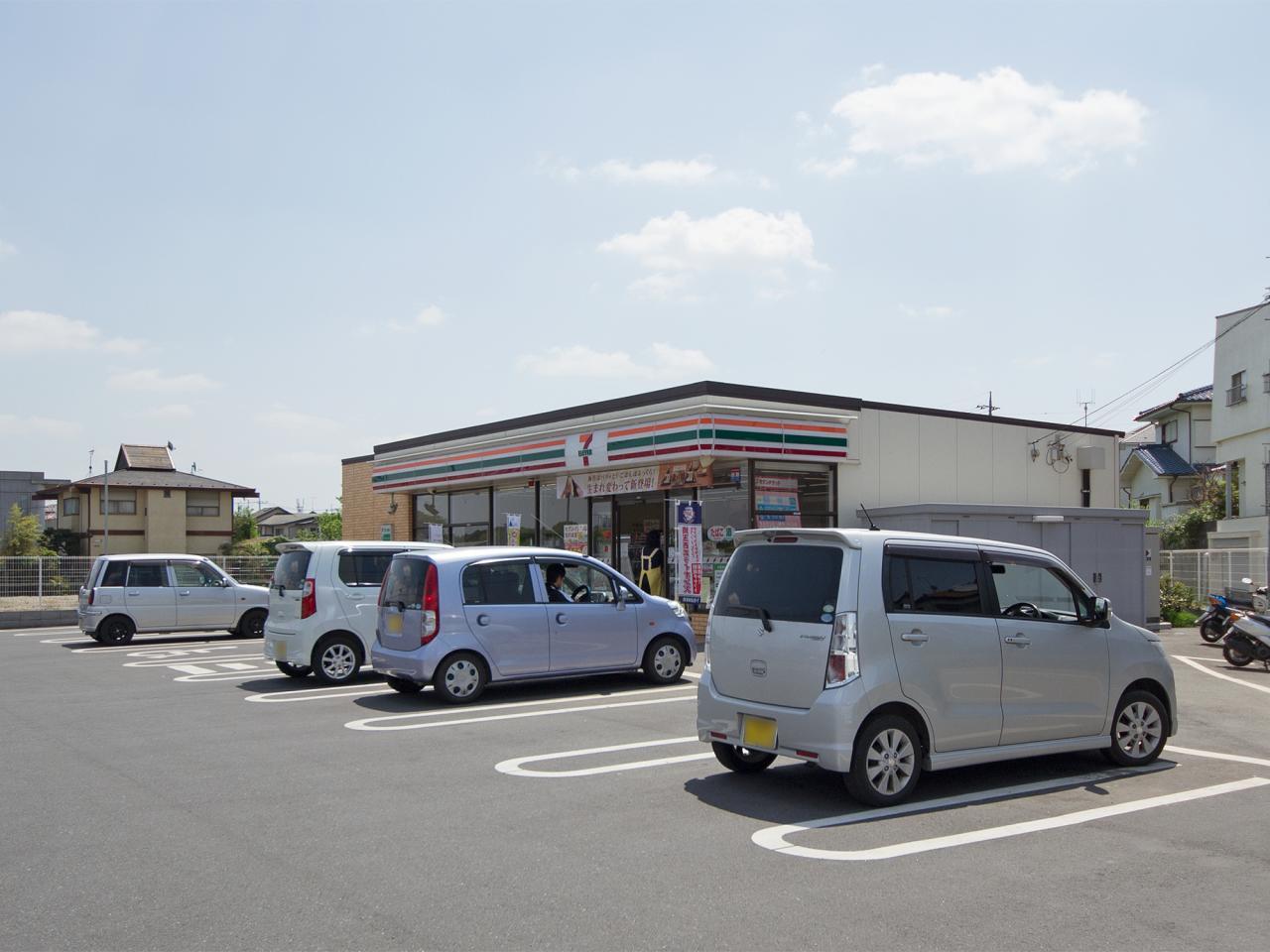 セブン-イレブン 所沢ニュータウン北店