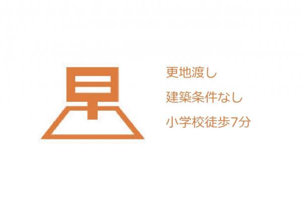土地 練馬区石神井台2丁目 西武新宿線上石神井駅 4480万円