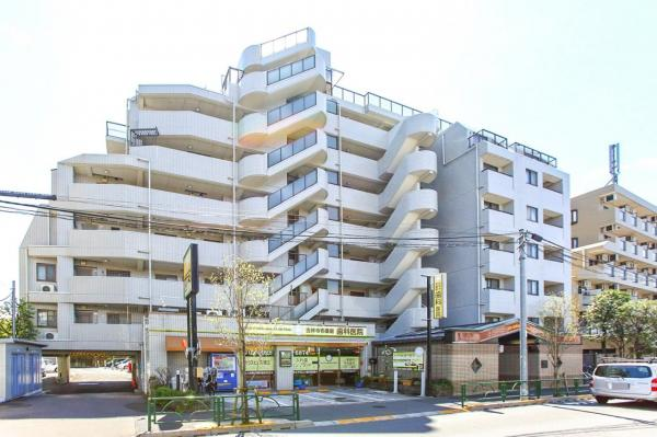 中古マンション 練馬区立野町 JR中央・総武線吉祥寺駅 6490万円