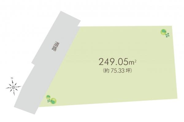 土地 和光市新倉1丁目 東武東上線和光市駅 1億5000万円