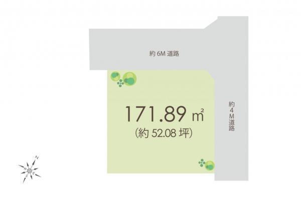 土地 日高市高麗川1丁目 JR川越線高麗川駅 1800万円