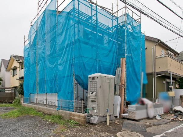 新築戸建 東久留米市小山5丁目 西武池袋線清瀬駅 3890万円