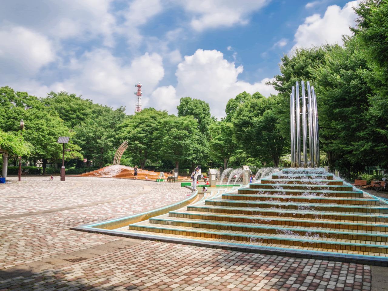 東京都立大泉中央公園