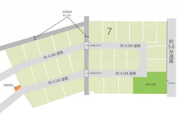 土地 志木市下宗岡2丁目 東武東上線志木駅 2570万円