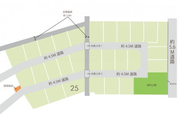土地 志木市下宗岡2丁目 東武東上線志木駅 2300万円