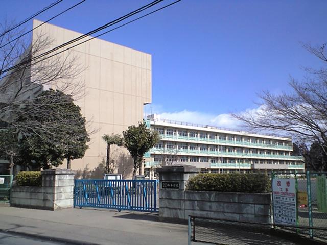 所沢市立林小学校