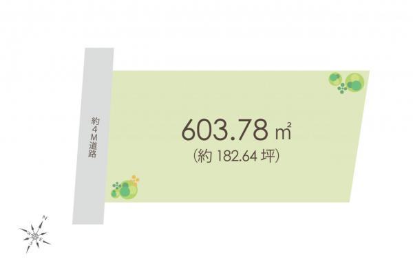 土地 ふじみ野市福岡武蔵野 東武東上線上福岡駅 1億3300万円