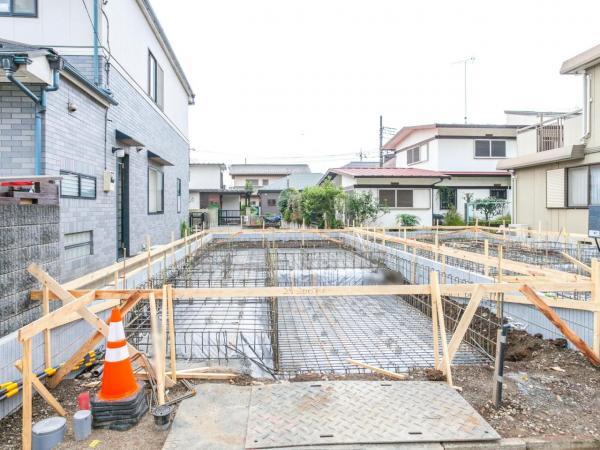 新築戸建 所沢市向陽町 西武新宿線新所沢駅 3880万円