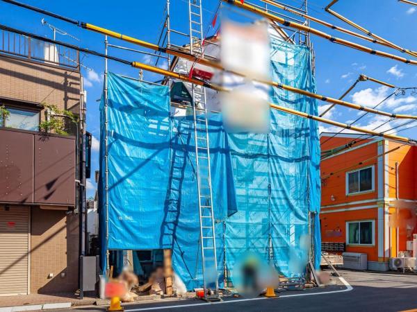 新築戸建 中野区沼袋1丁目 西武新宿線沼袋駅 6480万円