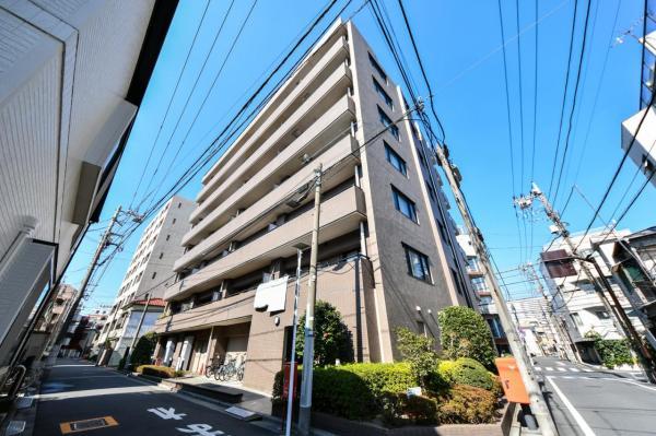 中古マンション 中野区中央5丁目 JR中央線中野駅 6280万円