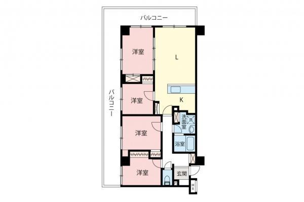 中古マンション 杉並区今川3丁目 JR中央線荻窪駅 6990万円