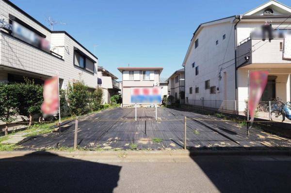 土地 所沢市東所沢和田3丁目 JR武蔵野線東所沢駅 3400万円