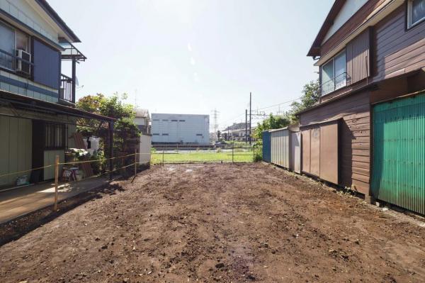 土地 所沢市大字北岩岡 西武新宿線新所沢駅 1680万円