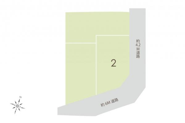 土地 朝霞市根岸台1丁目 東武東上線朝霞駅 3640万円