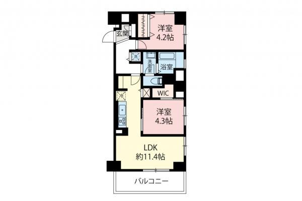 中古マンション 豊島区高田3丁目 JR山手線高田馬場駅 3699万円