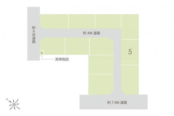 土地 志木市上宗岡3丁目 東武東上線志木駅 2190万円