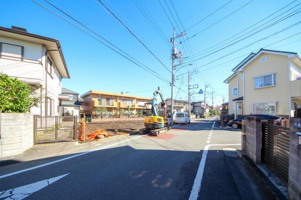 土地 昭島市朝日町5丁目 JR青梅線中神駅 2080万円