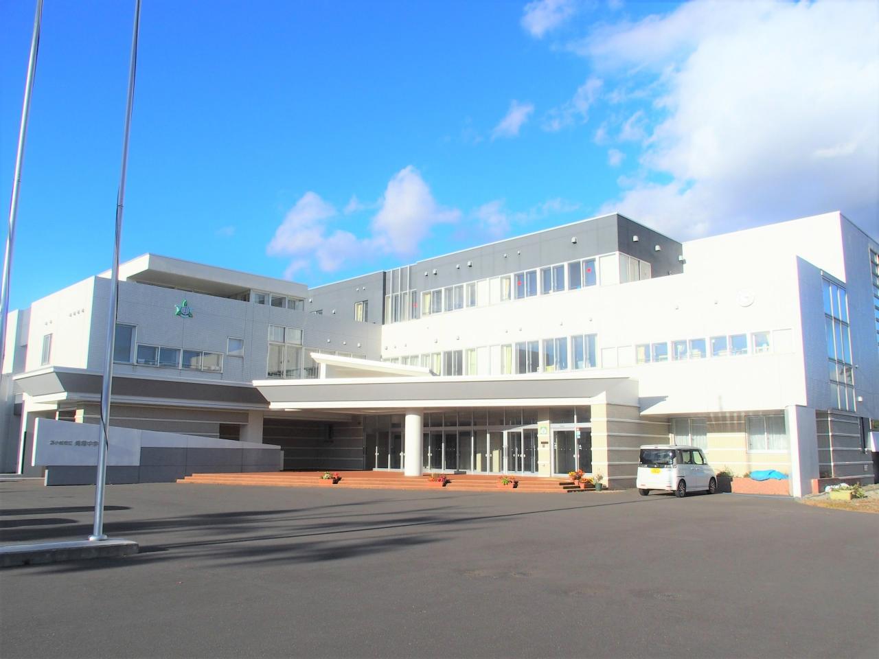 青翔中学校