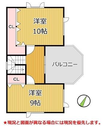 中古戸建 函館市山の手1丁目 駅 1280万円