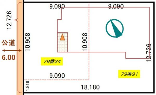 中古戸建 釧路市春採2丁目 JR根室本線釧路駅 250万円