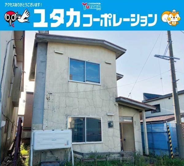 土地 釧路市新富町 JR根室本線釧路駅 50万円