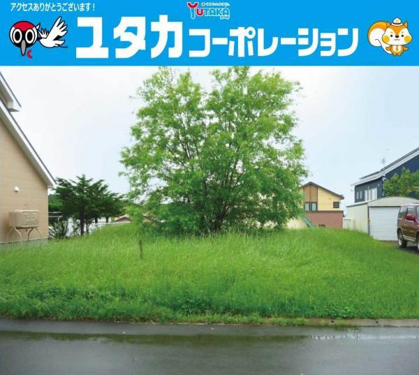 土地 北海道釧路郡釧路町南陽台6丁目45 JR根室本線釧路駅 80万円