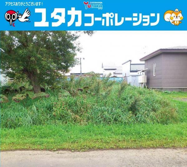土地 北海道釧路市大楽毛3丁目 JR根室本線釧路駅 100万円