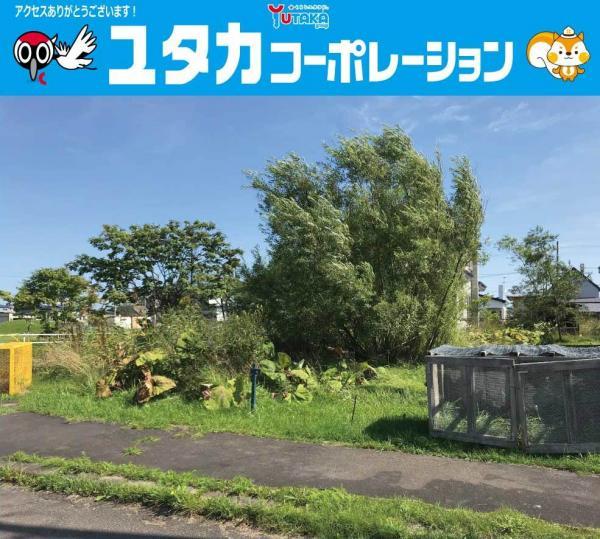 土地 北海道釧路市大楽毛 JR根室本線釧路駅 60万円