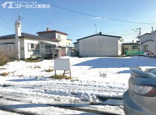 土地 北海道釧路市大楽毛2線172番120 JR根室本線釧路駅 100万円