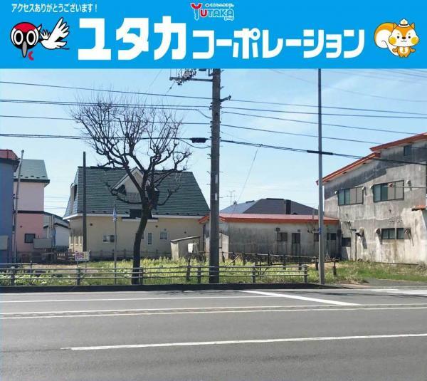 土地 北海道釧路市大楽毛4丁目1番18、19、40 JR根室本線釧路駅 70万円