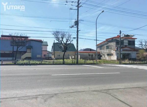 土地 北海道釧路市大楽毛4丁目 JR根室本線釧路駅 70万円