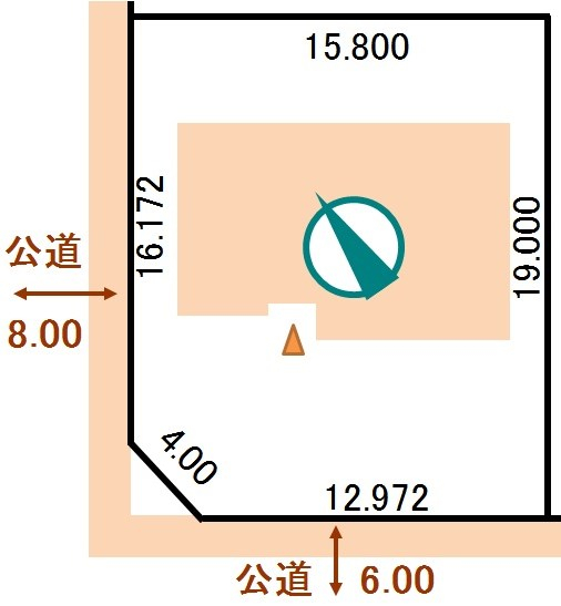 中古戸建 北海道釧路市美原3丁目 JR根室本線釧路駅 720万円