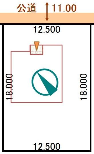 中古戸建 北海道釧路市昭和町4丁目3番12 JR根室本線釧路駅 850万円