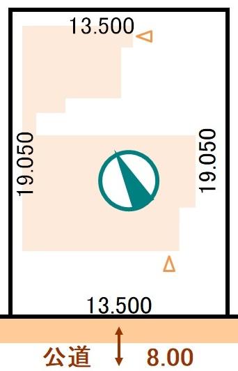 中古戸建 北海道釧路市愛国東4丁目28番8 JR根室本線釧路駅 860万円