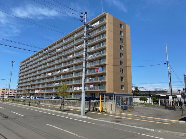 中古マンション 北海道恵庭市相生町1-8 JR千歳線恵庭駅 1180万円