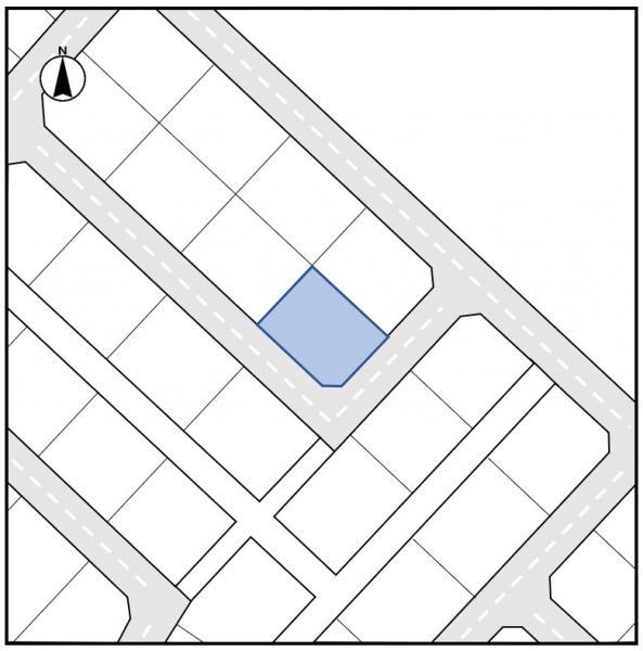 土地 北海道北広島市若葉町4丁目3-6 JR千歳線北広島駅 1490万円