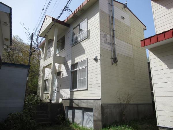 中古戸建 北海道室蘭市水元町63番地3号 駅 150万円