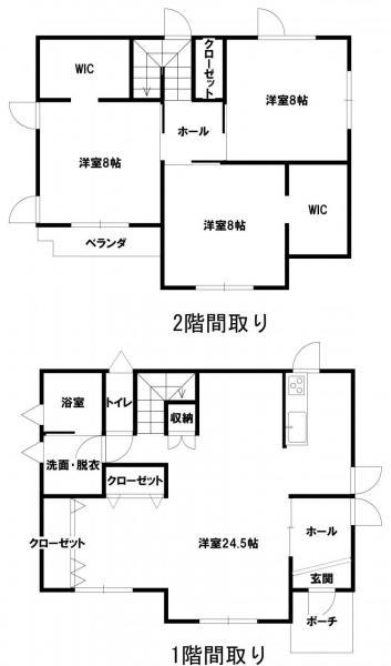 中古戸建 青森市筒井2丁目 青い森鉄道筒井駅 1980万円